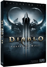 Diablo III: Reaper of Souls CD Key - Standard [EU]