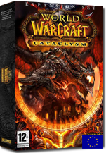WOW-EU Cataclysm Expansion Pack