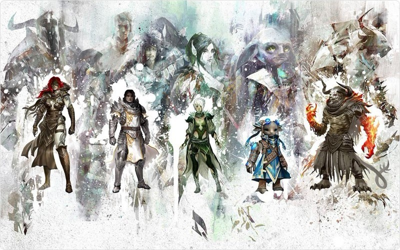 Image result for guild wars 2 story