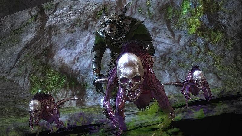 Necromancer leader of the Undead