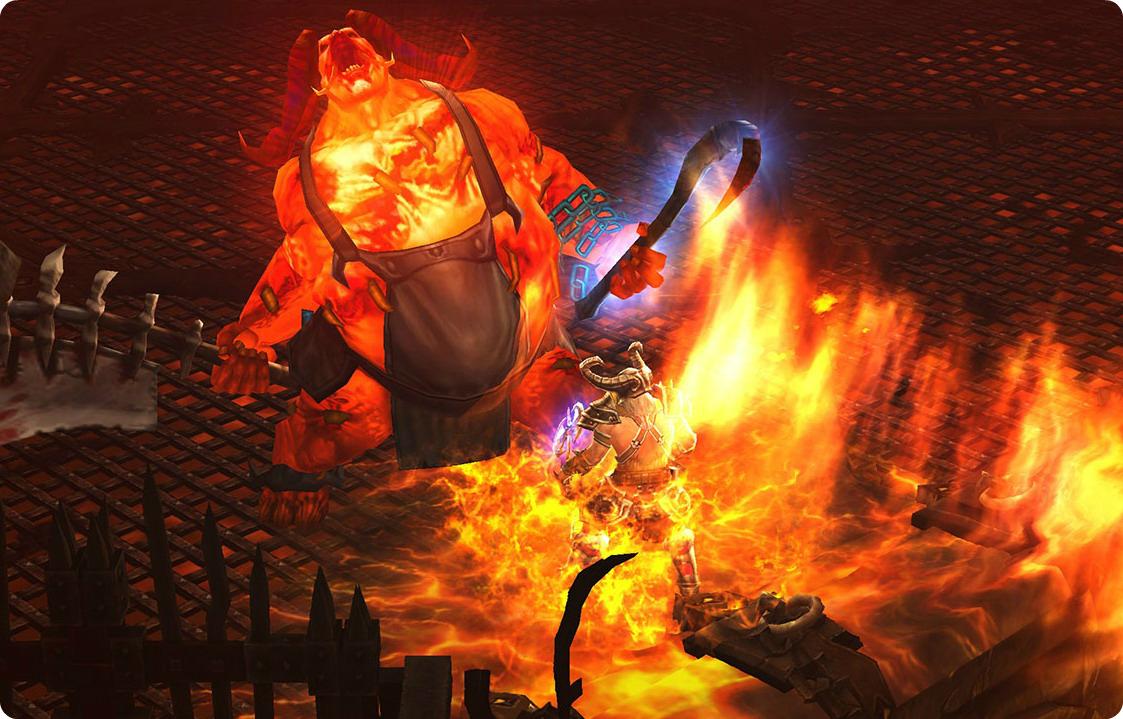 Inferno Boss
