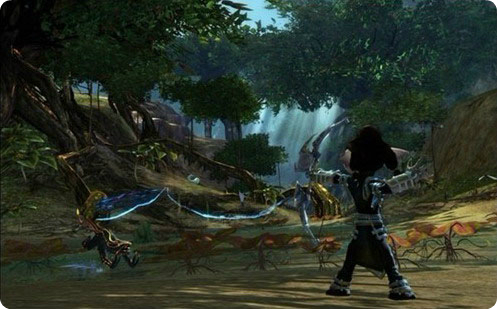 Explore Guild Wars 2