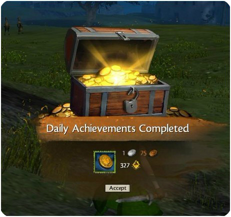 Guild Wars 2 Daily Achievements