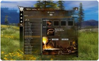 Guild Wars 2 Gathering skills