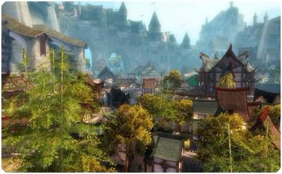 Guild Wars 2 Choose a Server