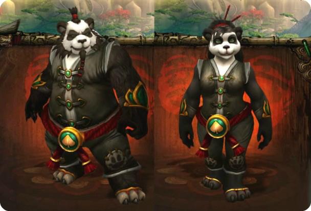 Mists of Pandaria Pandaren Guide