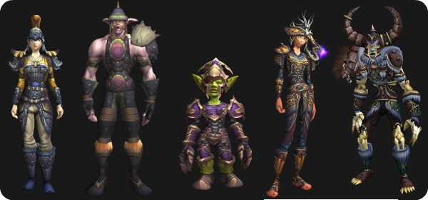 Gearing guide in MoP, Gear up for LFR, MoP guide on Mmosale
