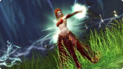 Guild Wars 2 Frost
