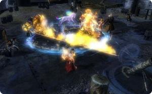 Guild Wars 2 Flame