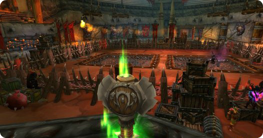 WoW Patch 5.3