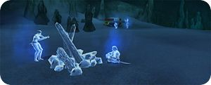 rare ghost in World of Warcraft