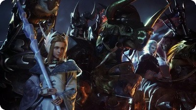 Final Fantasy XIV ranged