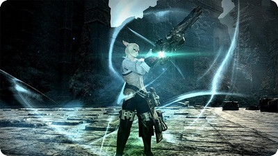 ranged DPS, ranged state, Final Fantasy XIV ranged