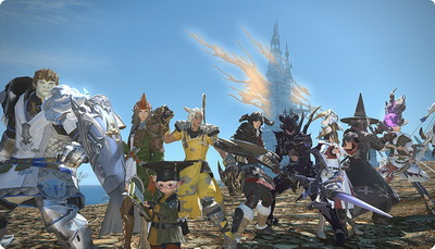 FF14 patch