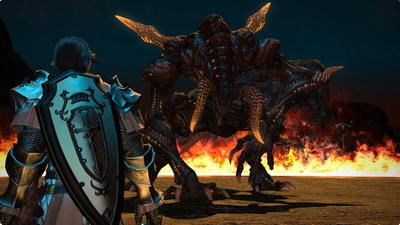 Final Fantasy XIV celebra