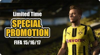 Promo 100% FIFA