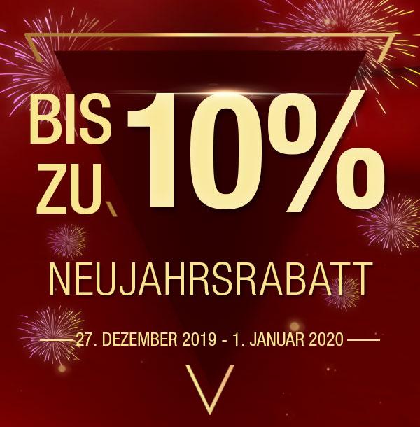 Neujahrsrabatt